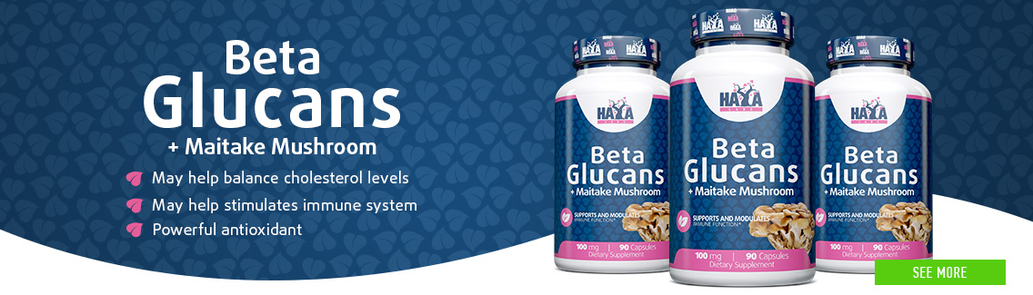 HAYA LABS Beta Glucans
