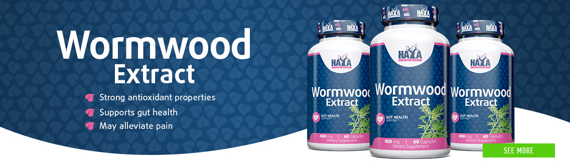 HAYA LABS Wormwood